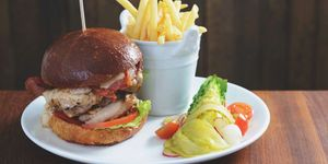 Deal Of The Day: Burger And A Booze Drink £10