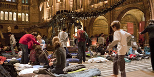 Night At The Museum: London's Best Sleepovers