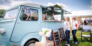 Deal Of The Day: £8 Tickets For Foodies Festival