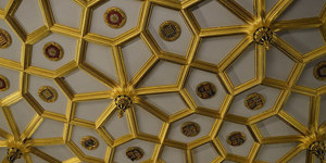 Look-Up London #3: Can You Guess These London Ceilings?