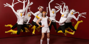 12 Labours Of Hercules To Be Performed In Central London