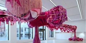 Crazy Colourful Sculpture By Joana Vasconcelos