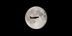 London News Roundup: Is The Moon The Next Wellingborough?