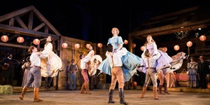 Gender Politics On The Back Burner In Seven Brides For Seven Brothers