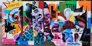 Street Art Festival Comes To Shoreditch