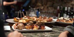 Deal Of The Day: Genuine Basque Pintxos + Catalan Cava