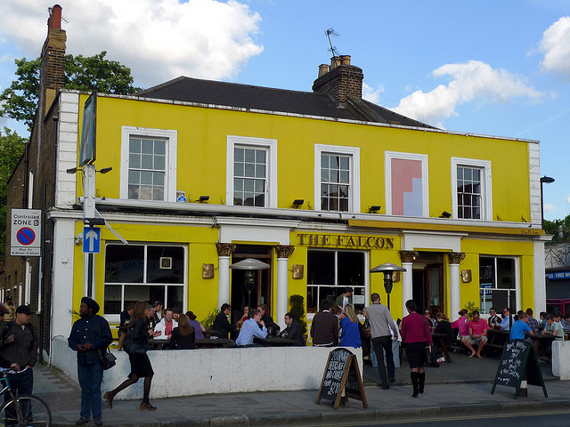 Where to drink in Clapham.