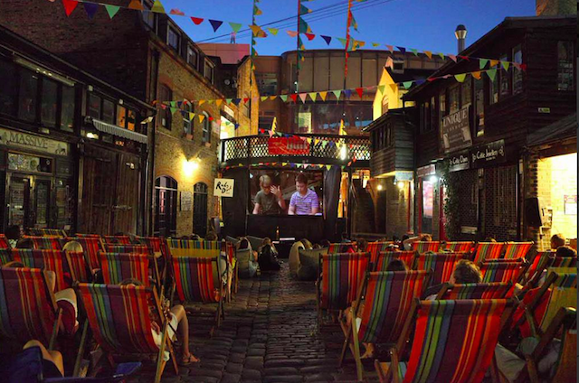 A Guide To Summer 2015 S Outdoor Film Screenings Londonist