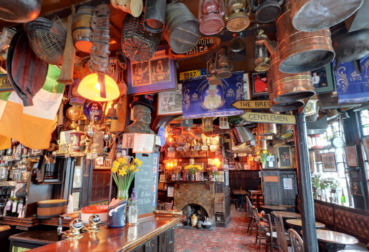 London\'s Most Unusual Pub Interiors | Londonist
