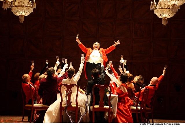 After Slow Start Falstaff Redeems Royal Opera House