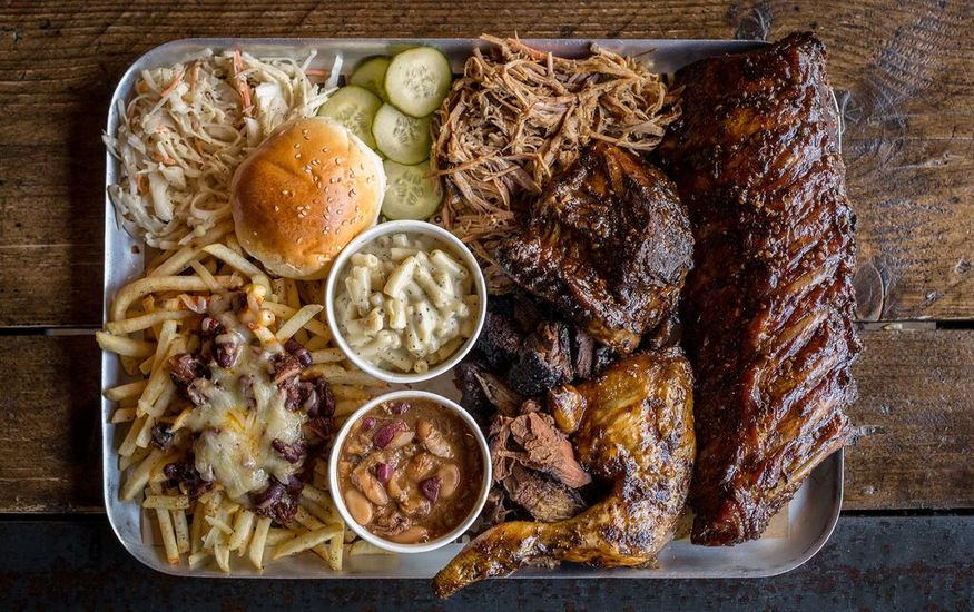 Where To Eat London's Best Barbecue