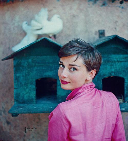 1955 La Vigna, Italy -- signed  'Halsman N.Y.' -- LIFE Magazine cover 18 July 1955