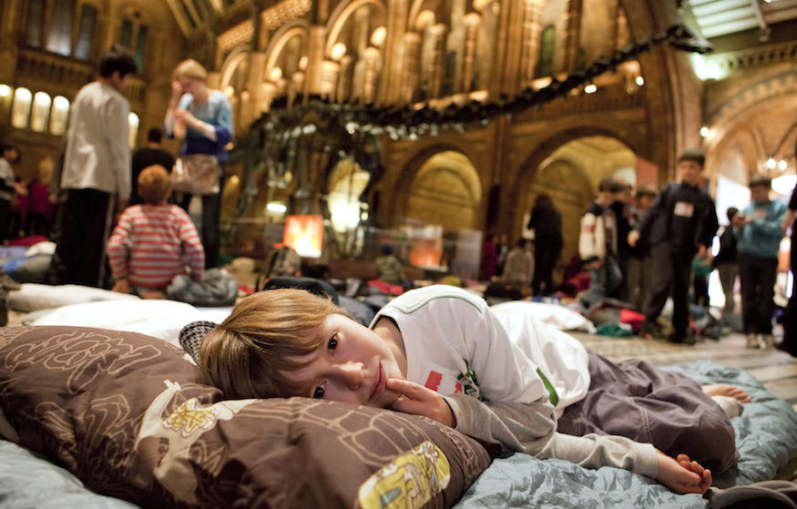 Night At The Museum Londons Best Sleepovers Londonist - 10 awesome museums where you can spend the night