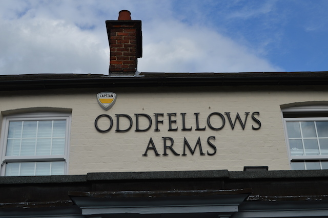 Oddfellows Arms Londonist