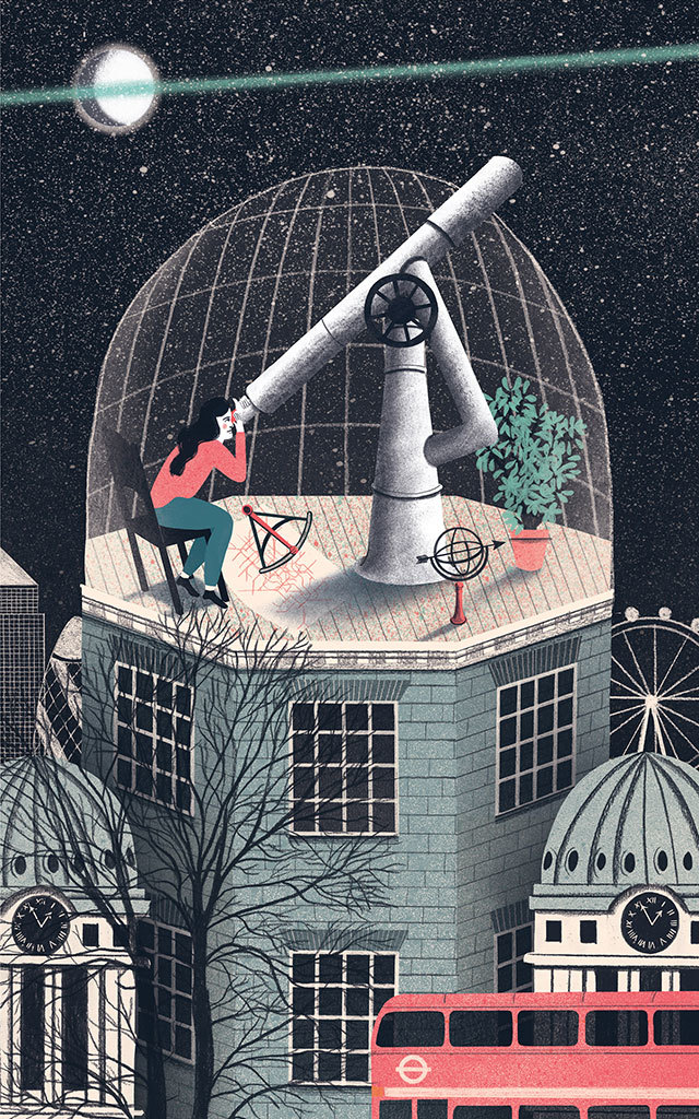 Eleanor Taylor, The Royal Observatory Greenwich