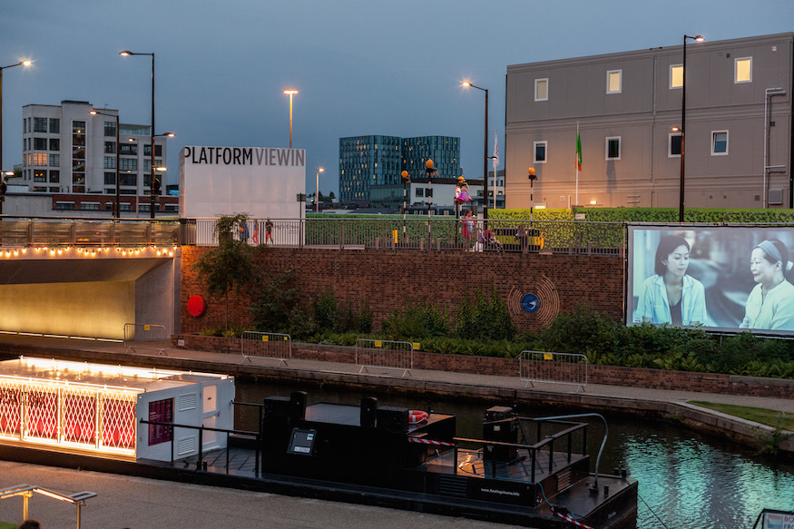 London S Floating Cinema Returns Book Your Tickets Now
