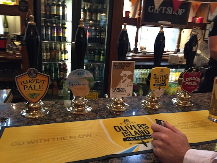 Explore Paddington Basin Through Four Fine Pubs
