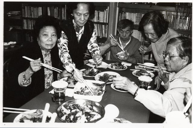 LB Islington, Chinese Association, 1996 (Islington Local History Centre)