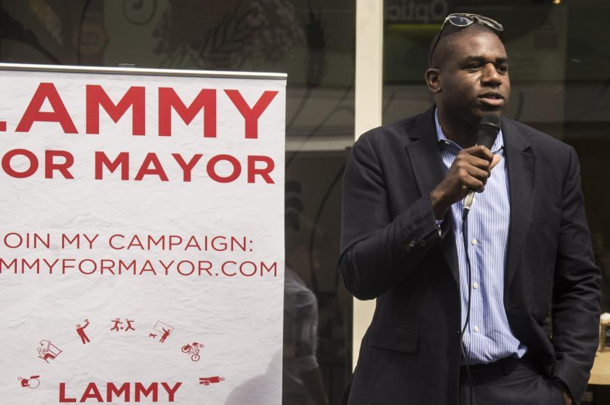 "David Lammy: ""The Danger For London Is That It Becomes A Permanently Divided City"""