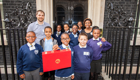 Vote For Local London Causes In The National Lottery Awards