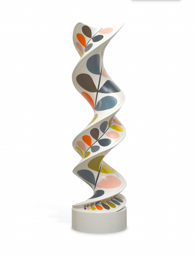 DNA as designed by homeware and fashion designer Orla Kiely