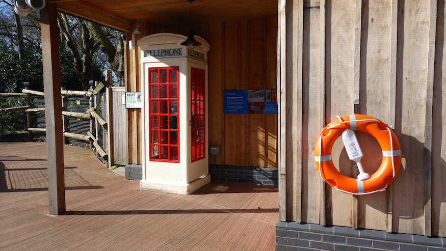 Listed Buildings And Architecture At London Zoo