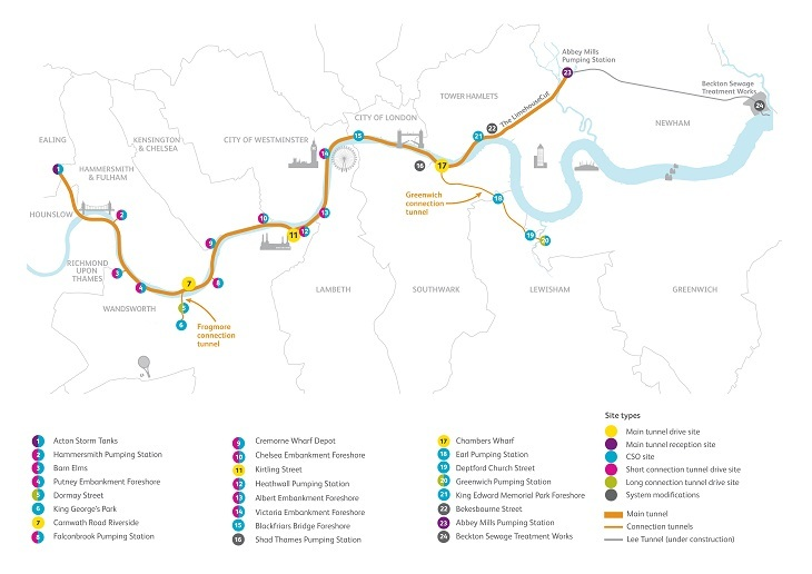 What Is The Thames Tideway Tunnel? | Londonist