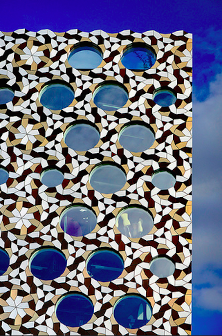 Ravensbourne College by Foreign Office Architects. Photo: Darrell Godliman (2014)