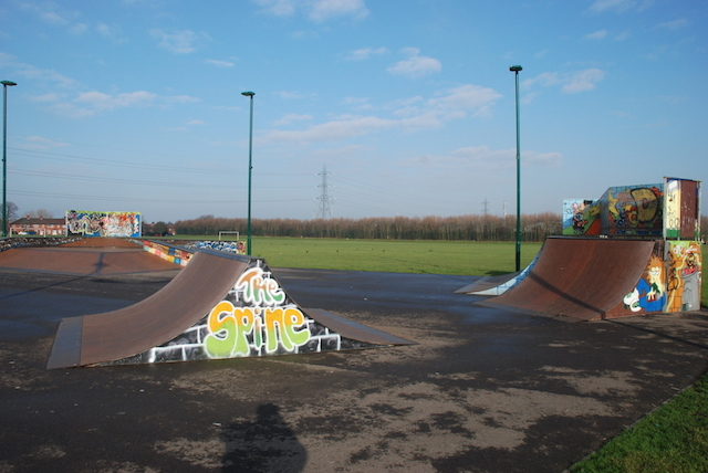 LB Sutton, skate park in St Helier, c.2012 (Sutton Council)