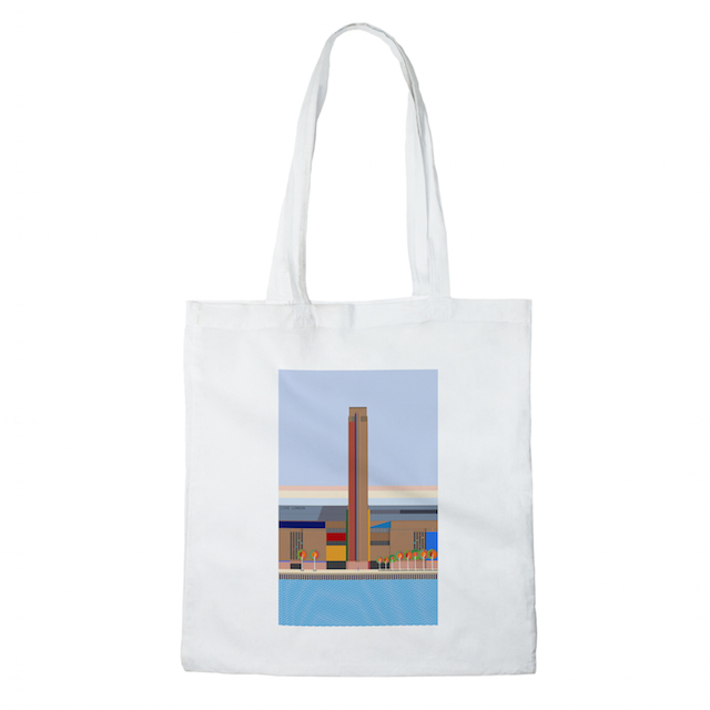 Tate Modern tote bag, available on the museum online shop