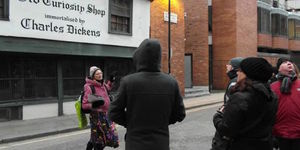 Take A Walking Tour Of London, Led By Homeless Guides