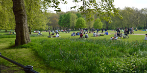 How London's Parks Got Their Names