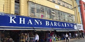 London Shopkeeper Stories: Khan's, Peckham