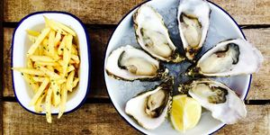 Deal Of The Day: Oysters And Chips On A Bus
