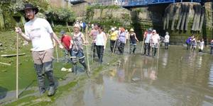 Muddy London: How To Get Your Feet Dirty