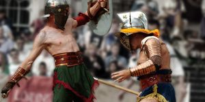 Deal Of The Day: Gladiator Games