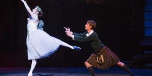 Historic Ballet La Sylphide Is Intriguing But Not Exceptional