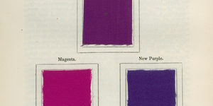 How The Colour Purple Was Invented In London