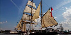 Ahoy! London's Tall Ships Festival Returns