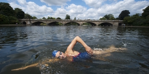 Swim In The Slipstream Of London 2012 Athletes