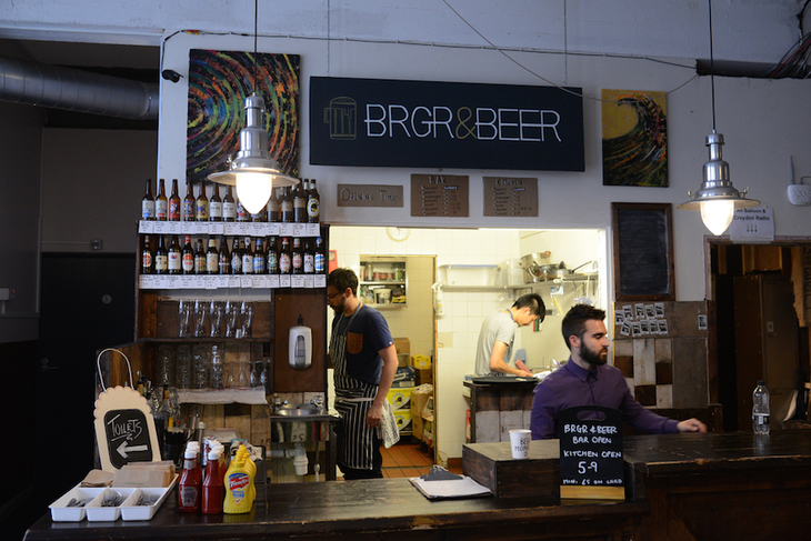 Image result for croydon burger and beer