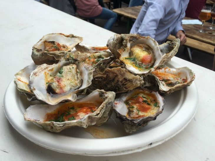 London S Best Restaurants For Oysters