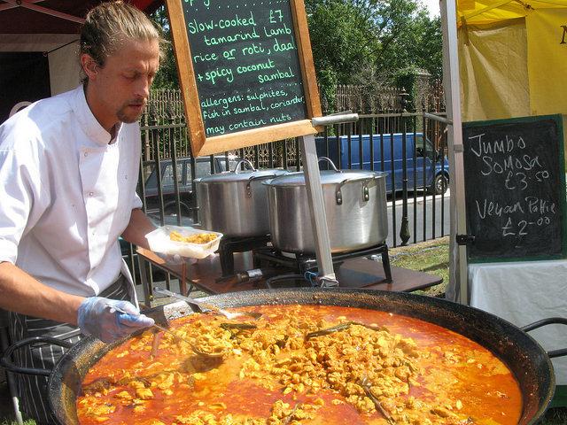 Free Food In Pubs N Sunday London