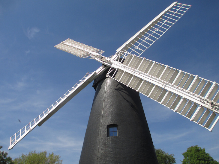 Brixton Windmill, perfect for an alternative family day out in London