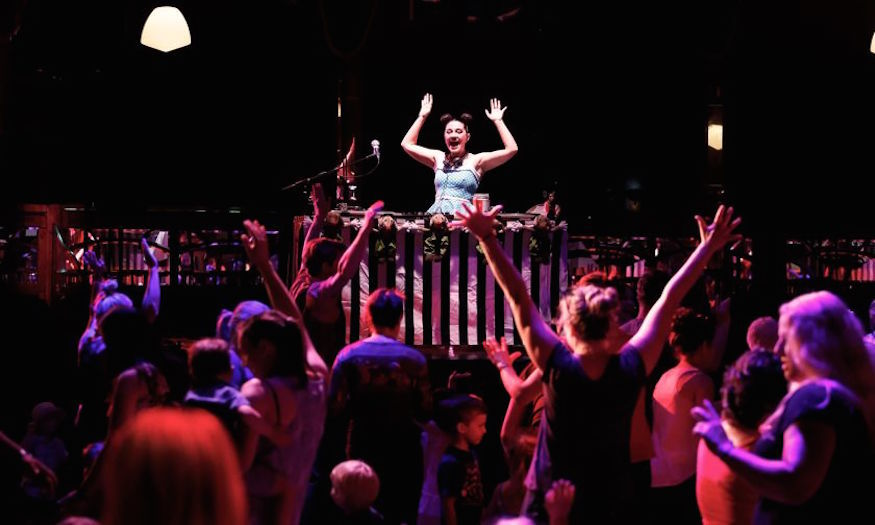 Deal Of The Day: Baby Disco Dance Hall Tickets For £5