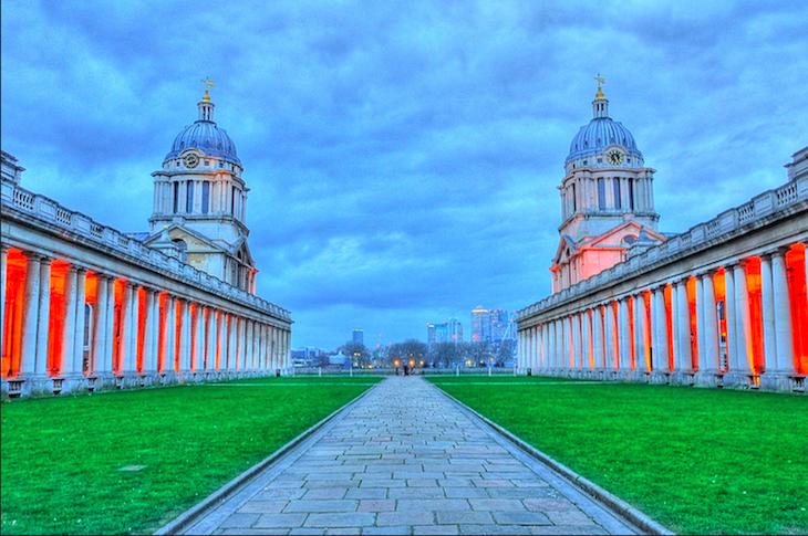 Old Navy College in Greenwich. Photo: Dianne Aleja Chua (2014)