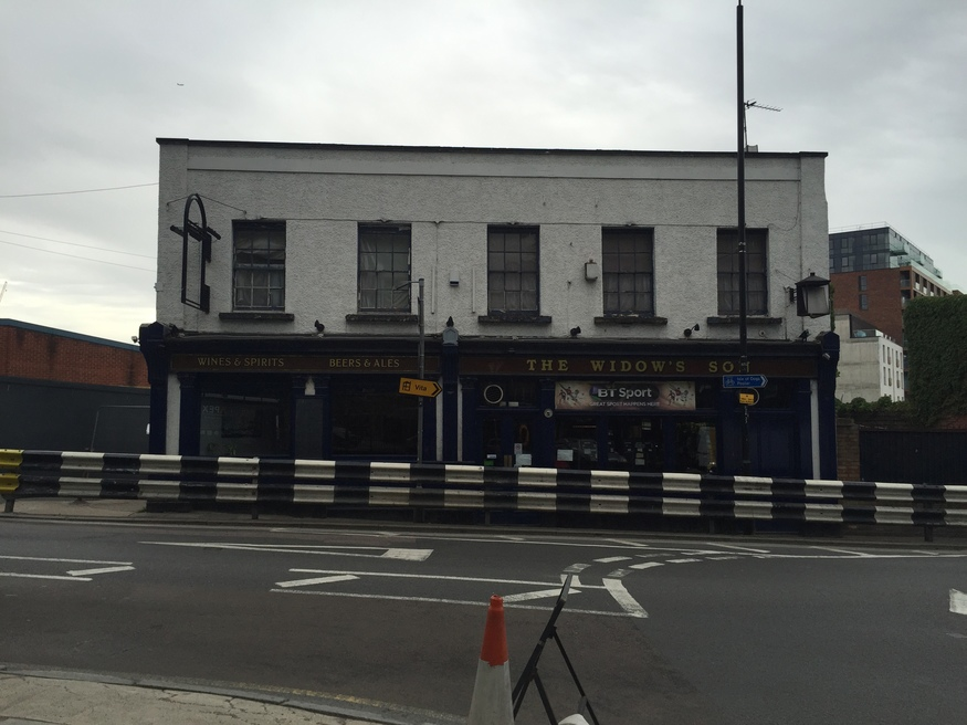 What Has Happened To The Best London Pubs Of 1967? Part ...