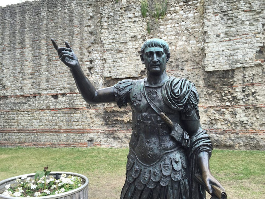 Image result for romans in london