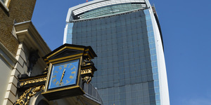 Walkie Talkie Wins Crappy Building Award