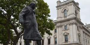 Who Has The Most London Statues?